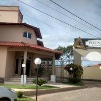 Photo taken at Pousada Comodoro by lauana d. on 2/12/2014