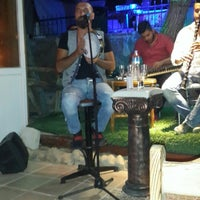 Photo taken at Cafe Pera by Goncagül P. on 7/5/2014