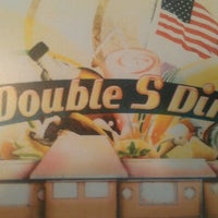 Photo taken at Double S Diner by leeloo ღ on 10/12/2012