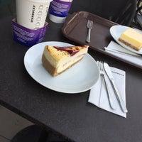 4/18/2018 tarihinde Sinem A.ziyaretçi tarafından Starbucks'de çekilen fotoğraf