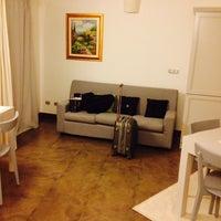 Photo taken at albergo residenziale la corte by Lehman Y. on 7/22/2014