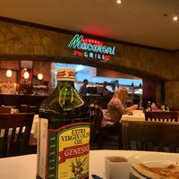 Photo taken at Romano's Macaroni Grill by Ahmad Y. on 10/29/2015