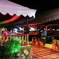 Photo taken at Alwan Hookah Bar by Ahmad Y. on 4/10/2013