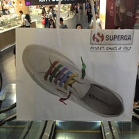 Photo taken at Superga Flagship by Caiyan H. on 10/30/2015