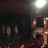 Photo taken at Théâtre de la Renaissance by Beril A. on 11/4/2016