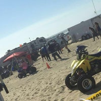 Photo taken at Oceano Beach by H.M. .. on 7/24/2016