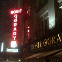 Photo taken at Rosie O'Grady's by Thomas M. on 10/10/2012