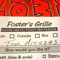 Photo taken at Foster's Grille by Thomas M. on 12/6/2017