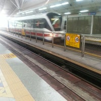 Photo taken at Kuala Lumpur Sentral Station by Claire 彩. on 11/9/2012