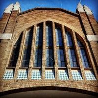 Photo taken at Mercat Municipal by Josue M. on 2/1/2013