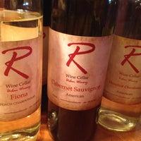 Photo taken at R Wine Cellar by Kathleen R. on 9/13/2015