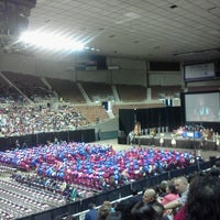 Photo taken at Arizona Veterans Memorial Coliseum by Ruby P. on 5/22/2013