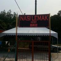 Photo taken at Nasi Lemak @ BKE by Butik U. on 4/1/2014