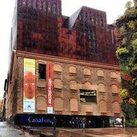 Photo taken at CaixaForum Madrid by Ana Carla C. on 1/16/2013