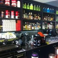 Photo taken at A:M Café & Cocktail Bar by Ilias on 8/27/2013