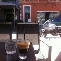 Photo taken at A:M Café & Cocktail Bar by Ilias on 3/19/2014