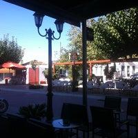 Photo taken at A:M Café & Cocktail Bar by Ilias on 11/8/2013