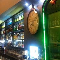 Photo taken at A:M Café & Cocktail Bar by Ilias on 10/20/2013