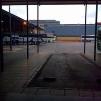 Photo taken at Málaga Bus Station by Jessica P. on 4/20/2013
