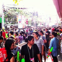 Photo taken at Siam Square by Suwichak P. on 4/13/2013