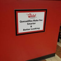Photo taken at Global Quesadilla by Will B. on 6/22/2013
