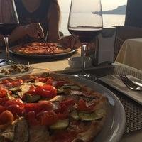 Photo taken at Bar Gelateria Pizzeria La Losa by Kamila on 5/24/2015