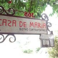 Foto tirada no(a) Casa de Maria por Lucimara d. em 4/29/2016