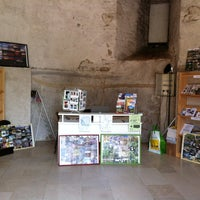Photo taken at Informations Touristiques by France-Laure M. on 7/13/2013