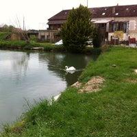 Photo taken at Office De Tourisme Intercommunale by France-Laure M. on 5/2/2013