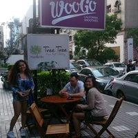 Photo taken at WooGo Juice by Chris T. on 3/15/2014
