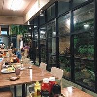 Photo taken at Steak - Kun,bangsean,chonburi by Namfon- on 6/10/2016