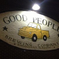 Foto tirada no(a) Good People Brewing Company por Ralph M. em 11/25/2012