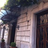 Foto scattata a Hotel Locarno da Caterina D. il 11/8/2012
