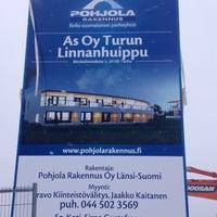 Photo taken at Kakolanmäki by Kati H. on 2/6/2016