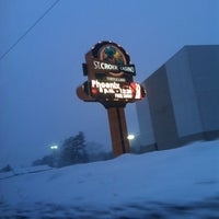 Photo taken at St Croix Casino & Hotel by Justina D. on 2/15/2014