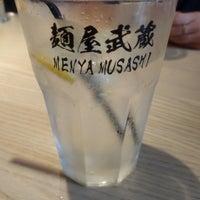 Снимок сделан в Menya Musashi пользователем Olga K. 8/6/2017