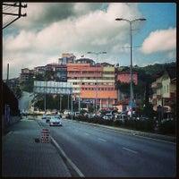 Photo taken at Çatmaca by ibrahim t. on 9/29/2013