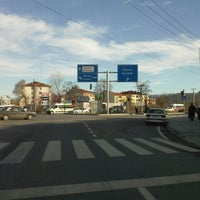 Photo taken at Çatmaca by ibrahim t. on 12/9/2012