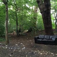 Photo taken at Brunswick Park by John K. on 6/29/2014