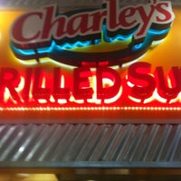 Photo taken at Charleys Philly Steaks by Ben G. on 10/7/2012