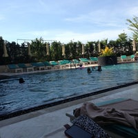 Photo taken at Swimming Pool @Long Beach Cha-am by Aumdw🍭 on 5/9/2013