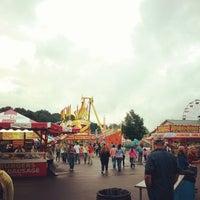 Photo taken at Essex Junction, VT by Lynn K. on 8/22/2014