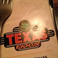 Foto diambil di Texas Roadhouse oleh Miles N. pada 11/17/2012
