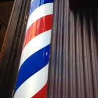 Photo taken at Level 78 Barber Shop by Leslie on 12/21/2013