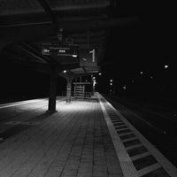 Photo taken at Bahnhof Einbeck-Salzderhelden by Clemens S. on 2/24/2014