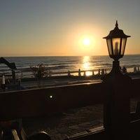 Photo taken at Nova Beach Hotel by Erdal on 8/14/2018