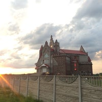 Photo taken at Протестантский храм by Ressa S. on 5/28/2016