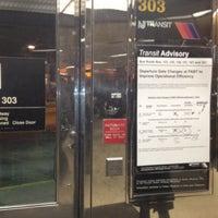 Photo taken at Gate 303 by Mandar M. on 11/30/2012