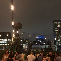 Photo taken at Bar Hugo - Rooftop by Mandar M. on 9/22/2018