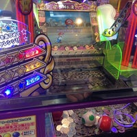 Photo taken at namco くずはモール店 by Elizaveta K. on 6/7/2014